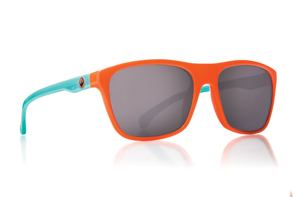 Dragon - Carry On Teal Melon / Silver Ion Sunglasses