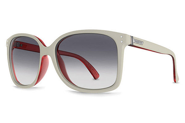 VonZipper - Castaway Sand Ruby SRG Sunglasses, Grey Gradient Lenses