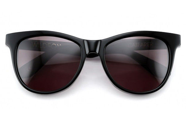 Wildfox - Catfarer Black Sunglasses