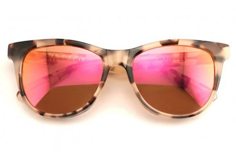 86a59220ea Wildfox - Catfarer Deluxe Antique Leaves Sunglasses