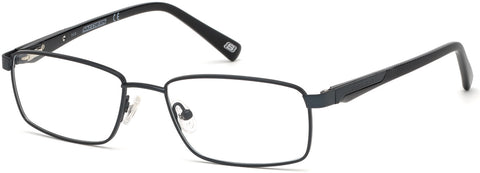 Skechers - SE3232 Matte Black Eyeglasses / Demo Lenses