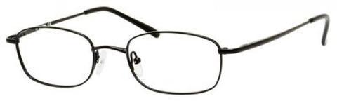 Denim Eyewear - 161 48mm Matte Black Eyeglasses / Demo Lenses