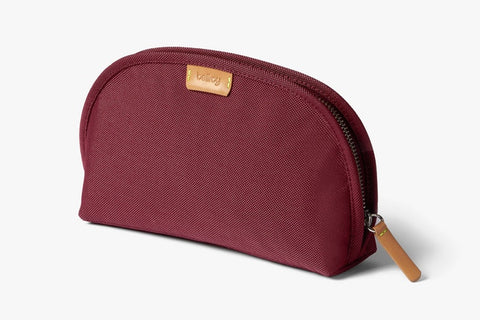 Bellroy - Classic Woven Neon Cabernet Pouch