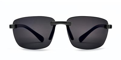 Kaenon - Coto Black Sunglasses / Ultra Grey 12 Lenses