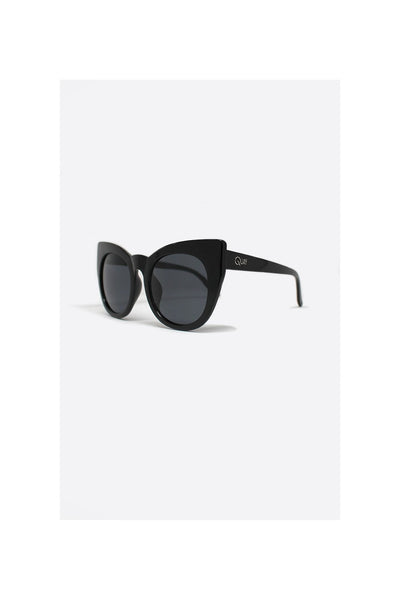 Quay Chacha Black Sunglasses