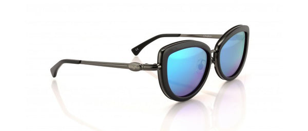 Wildfox - Chaton Deluxe Black Sunglasses