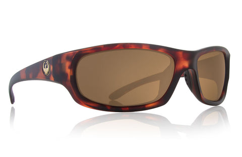 Dragon - Chrome 2 Matte Tort / Bronze Performance Polar Sunglasses