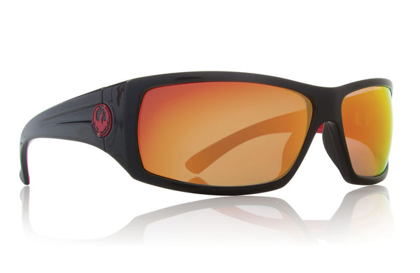 Dragon - Cinch Jet Red / Red Ion Performance Polar Sunglasses