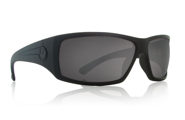 Dragon - Cinch Matte Stealth / Grey Sunglasses