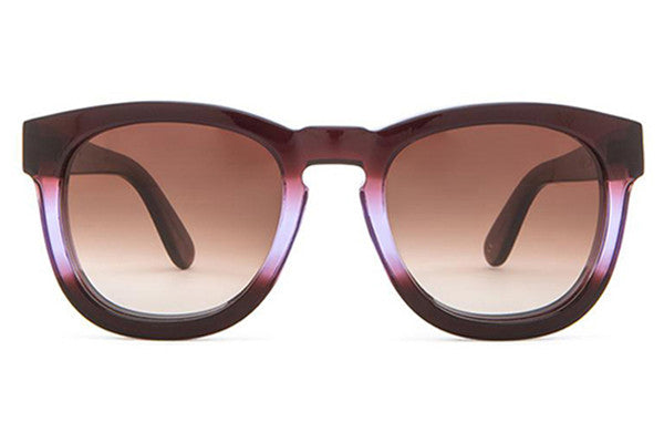 Wildfox Classic Fox Purple Sunglasses