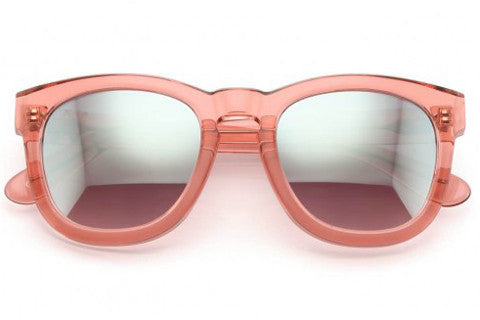 Wildfox - Classic Fox Deluxe Rosewater Sunglasses
