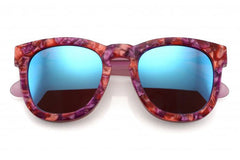 Wildfox - Classic Fox Deluxe Wildflower Sunglasses
