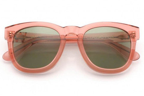 Wildfox - Classic Fox Rosewater Sunglasses
