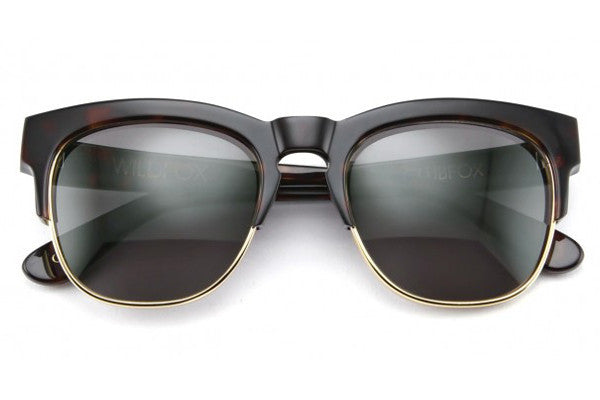 Wildfox - Clubfox Gold/Tortoise Sunglasses