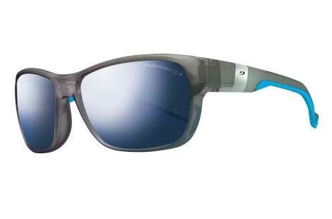 Julbo - Coast Grey / Blue Sunglasses, Polarized 3+ Lenses