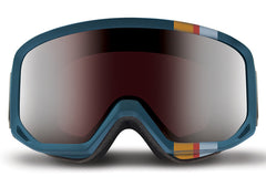 Native - Coldfront Teal Roth Goggles, Silver Mirror Lenses