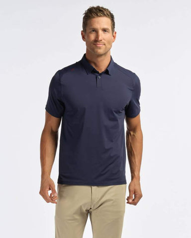 Rhone - Commuter Navy Polo Shirt