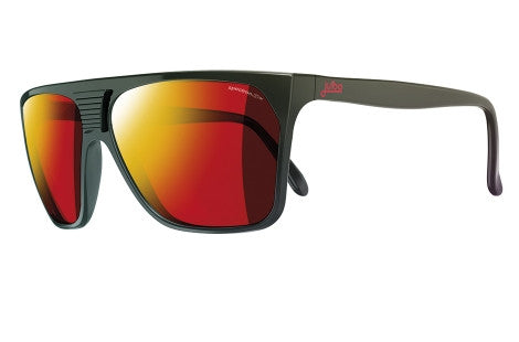 Julbo - Cortina Shiny Black Sunglasses, Spectron 3 CF Lenses