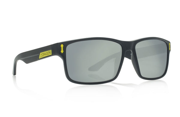 Dragon - Count Matte Magnet Grey H2O / Silver Ion P2 Sunglasses