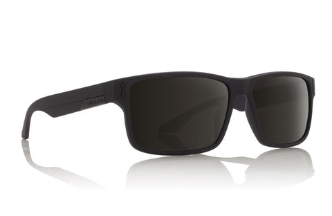 Dragon - Count Matte Black / Grey Sunglasses