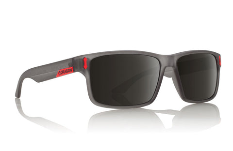 Dragon - Count Matte Grey / Grey Sunglasses