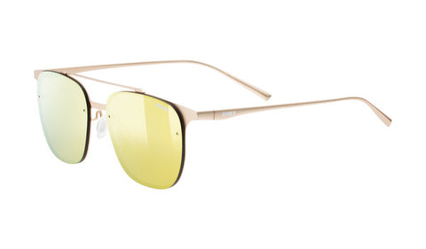 UVEX Sport - LGL 36 Gold Sunglasses / Gold Mirror Lenses