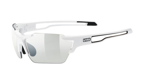 UVEX Sport - Sportstyle 803 Small V White Sunglasses / Vario Smoke Lenses
