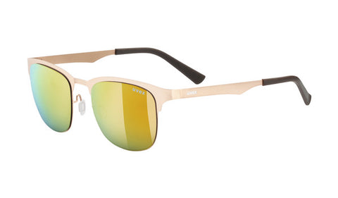 UVEX Sport - LGL 32 Gold Sunglasses / Gold Mirror Lenses