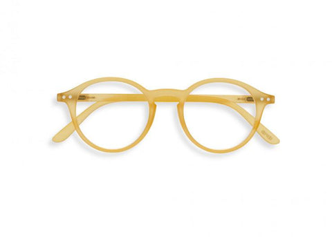 Izipizi - #D Yellow Honey Reader Eyeglasses / +2.00 Lenses