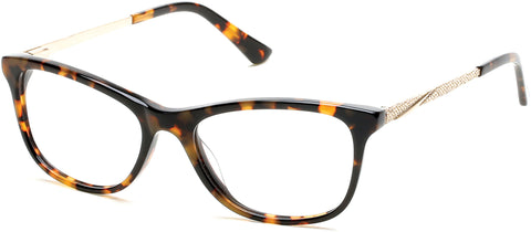 Rampage - RA0197 Dark Havana Eyeglasses / Demo Lenses