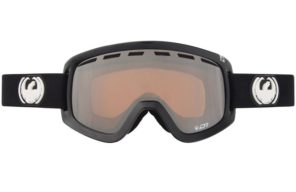 Dragon - D1 Coal / Ionized Goggles