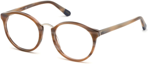 Gant - GA4092 Brown Horn Eyeglasses / Demo Lenses