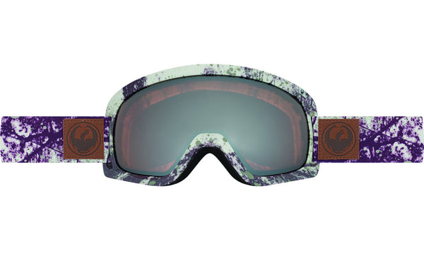 Dragon - D3 Patina Royal / Ionized + Rose Goggles