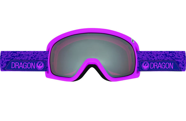 Dragon - D3 Stone Purple / Ionized Goggles