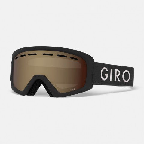 Giro - Rev Black Zoom Snow Goggles / AR40 Lenses
