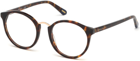 Gant - GA4092 Dark Havana Eyeglasses / Demo Lenses