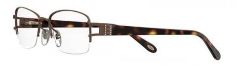 Emozioni - 4388 53mm Brown Eyeglasses / Demo Lenses