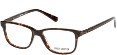 Harley-Davidson - HD0131T Dark Havana Eyeglasses / Demo Lenses