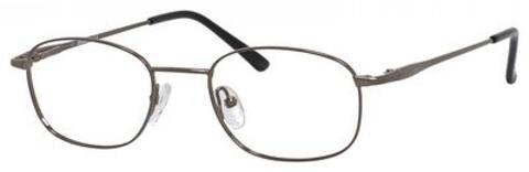 Denim Eyewear - 101 50mm Gray Eyeglasses / Demo Lenses
