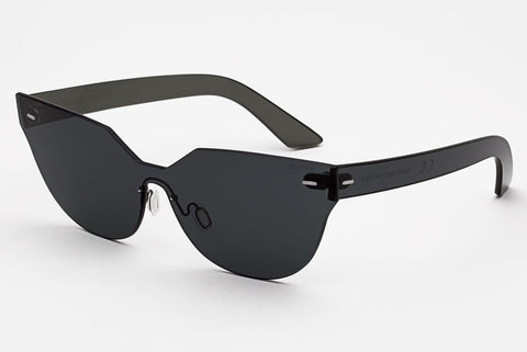 Super - Tuttolente Zizza Black Sunglasses