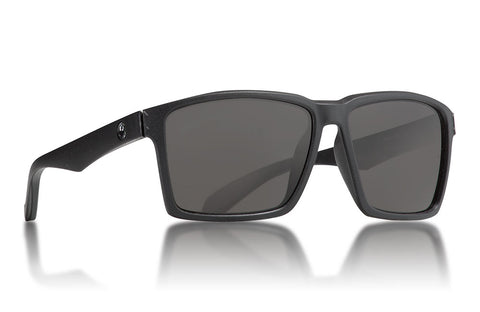 Dragon - Method Matte Black Sunglasses / Smoke Lenses