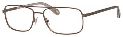 Fossil - Fos 6060 Brushed Bronze Eyeglasses / Demo Lenses