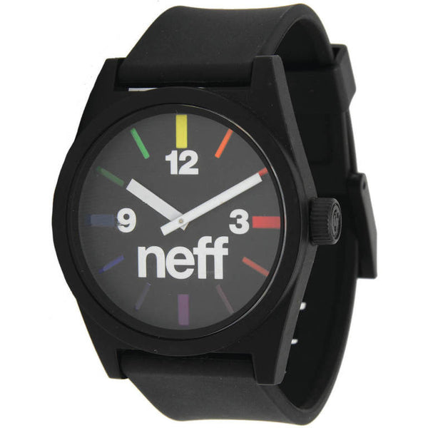 Neff - Daily Black/Spectrum Watch