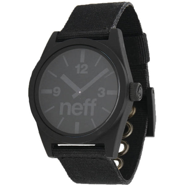 Neff - Daily Woven Black Watch