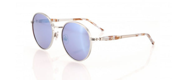 Wildfox - Dakota Deluxe Coconut/Antique Silver Sunglasses