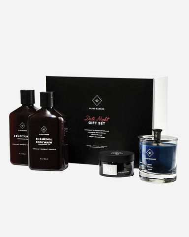 Blind Barber - Date Night Gift Set