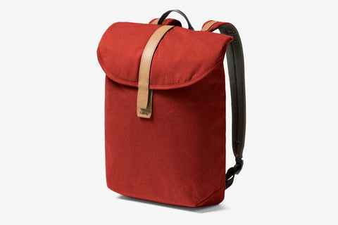 Bellroy - Slim Red Ochre Backpack