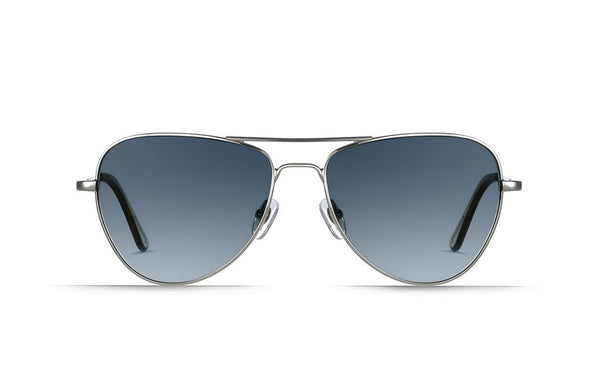 Raen Roye Silver and Rootbeer Sunglasses