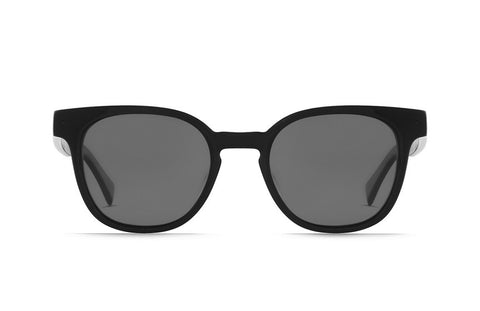 Raen - Squire 53 Black Sunglasses, Polarized Lenses