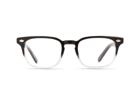 Raen - Doheny 53 Fading Black Crystal Rx Glasses